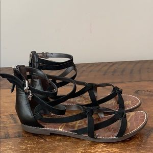 Sam Edelman Gaton Gladiator Sandals  Size 11